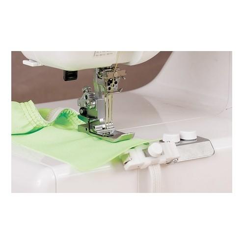 Приспособление для пришивания широкой резинки  на распошивалку JANOME 795817106 - Интернет-магазин