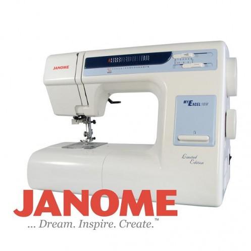 JANOME My Excel 18W - Интернет-магазин