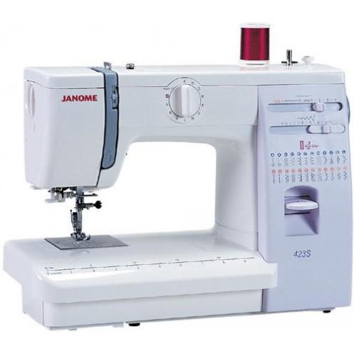 Швейная машина JANOME 423S - Интернет-магазин