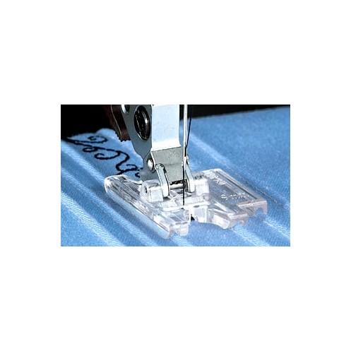 Лапка для защипов с направителем для декоративных строчек 9 мм  PFAFF 820776-096 - Интернет-магазин