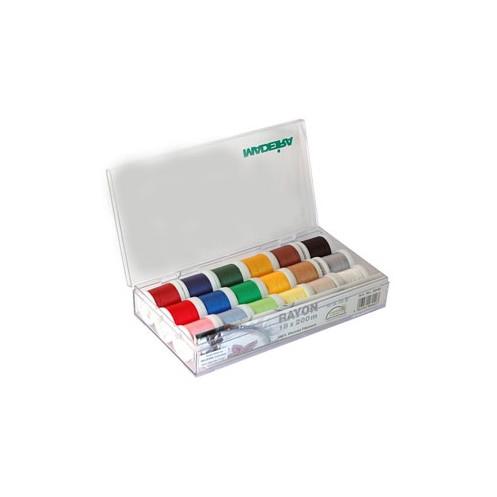 Набор вышивальных ниток MADEIRA Rayon 8040 - Интернет-магазин