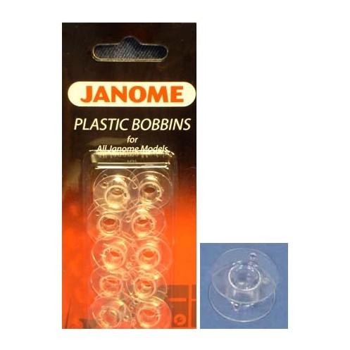 Набор шпулек  (10шт) JANOME 200122005 - Интернет-магазин