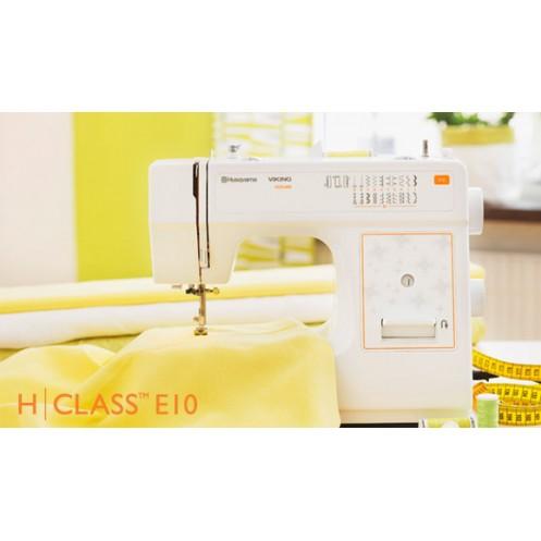 Швейная машина HUSQVARNA Viking E10 - Интернет-магазин
