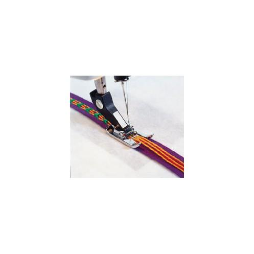 Лапка для шнура с семью отверстиями и с нитевдевателем HUSQVARNA 4120143-45 - Интернет-магазин