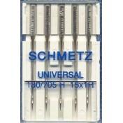 Иглы SCHMETZ универсальные №110 (5)
