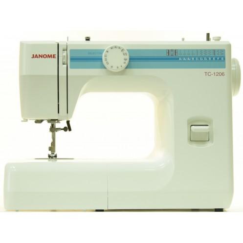 JANOME TС 1206 - Интернет-магазин