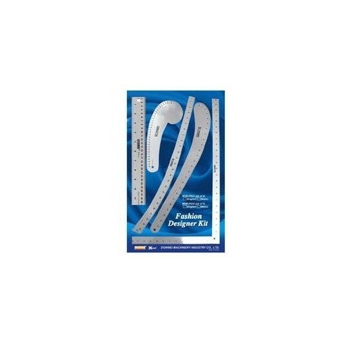 Набор линеек-лекал DONWEI DW-FK02 - Интернет-магазин