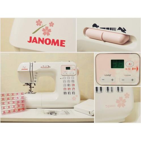 JANOME DC 4030 - Интернет-магазин