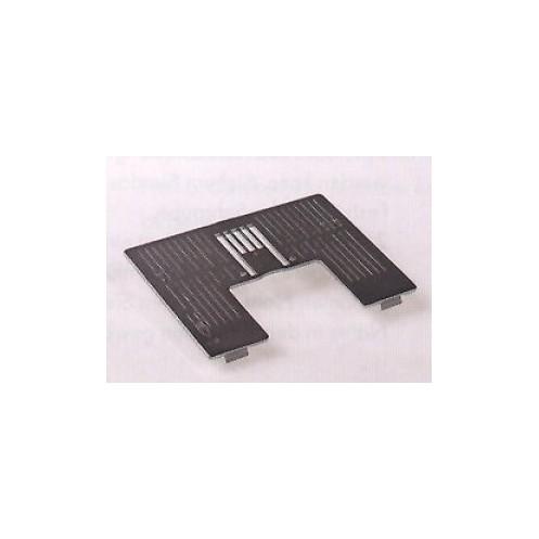 Игольная пластина для прямой строчки с разметкой в дюймах PFAFF 412964304 - Интернет-магазин