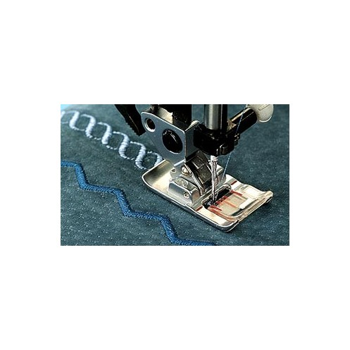 Лапка с тефлоновым покрытием для широких декоративных строчек  PFAFF 820777-096 - Интернет-магазин
