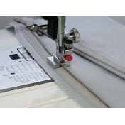 Лапка для вшивания потайной молнии метал. FAMILY 1333