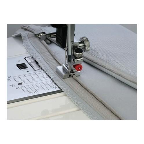 Лапка для вшивания потайной молнии метал. FAMILY 1333 - Интернет-магазин