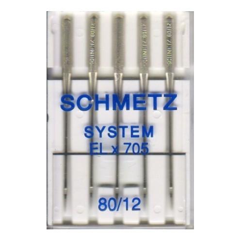 SCHMETZ для оверлоков и плоскошовных машин №80 - Интернет-магазин