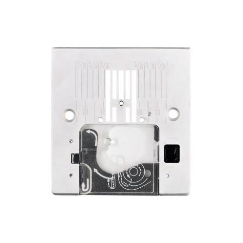 Игольная пластина для прямой строчки для машин Ambition PFAFF 820999-096 - Интернет-магазин