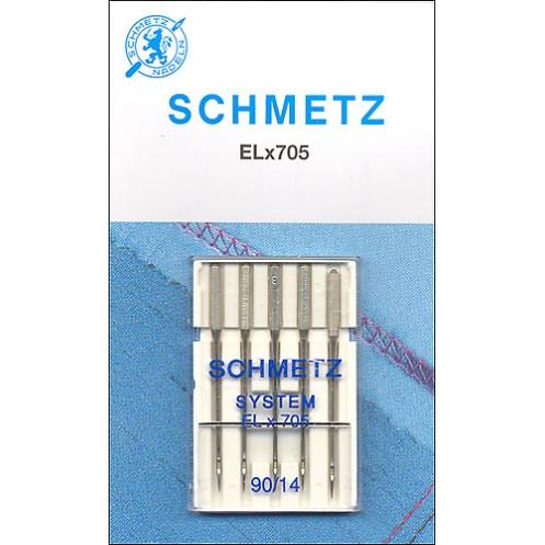 SCHMETZ для оверлоков и плоскошовных машин №80-90 - Интернет-магазин