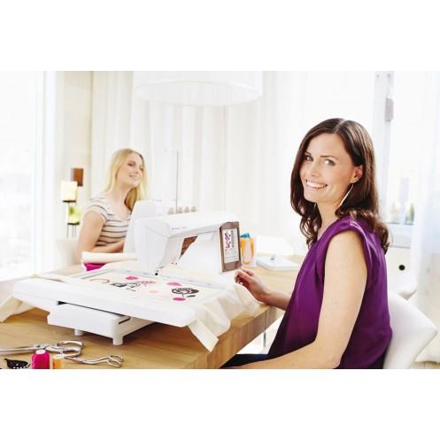 Швейно-вышивальная машина HUSQVARNA Designer Topaz 50 - Интернет-магазин