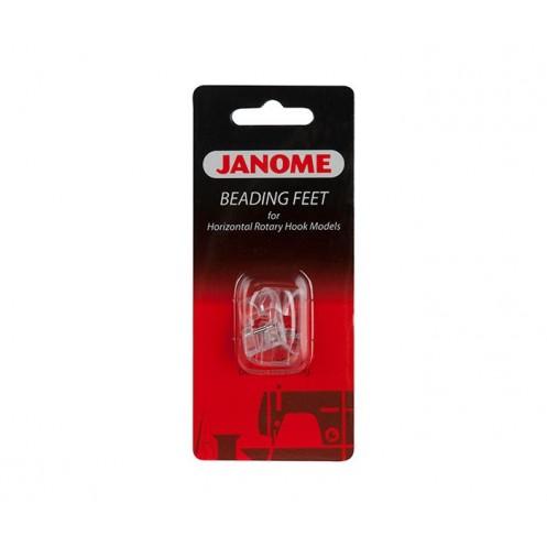 Набор лапок для пришивания бисерной нити JANOME 200321006 - Интернет-магазин