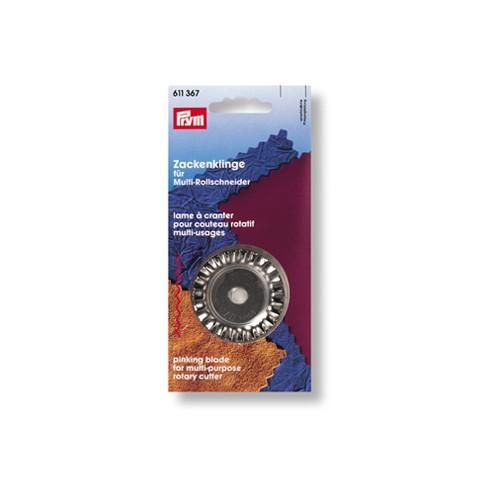 Сменное лезвие Зубцы для раскройных ножей 45 мм PRYM 611367 - Интернет-магазин