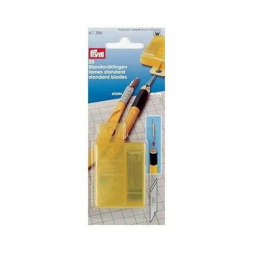 Сменное лезвие для макетных ножей и ножей с двойным лезвием PRYM 611396 - Интернет-магазин