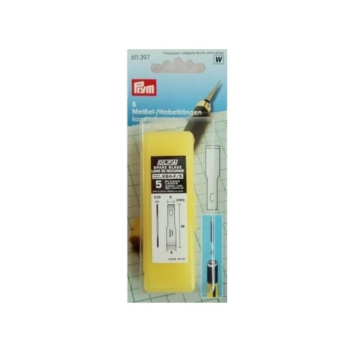 Сменное лезвие для макетного ножа с тремя лезвиями PRYM 611397 - Интернет-магазин