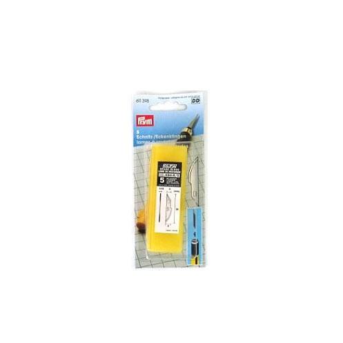 Сменное лезвие для макетного ножа с тремя лезвиями PRYM 611398 - Интернет-магазин