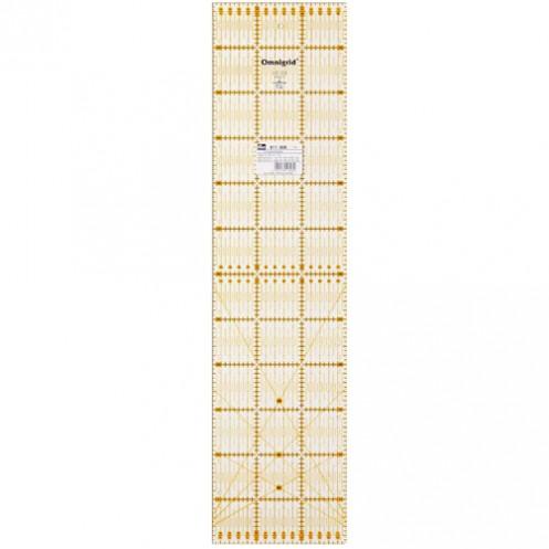 Линейка универсальная с сантиметровой шкалой 15х60 см PRYM 611308 - Интернет-магазин