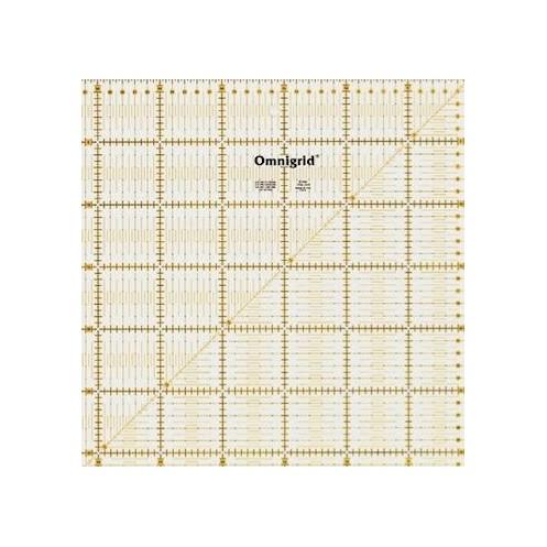Линейка-квадрат с сантиметровой шкалой 31,5х31,5 см PRYM 611319 - Интернет-магазин