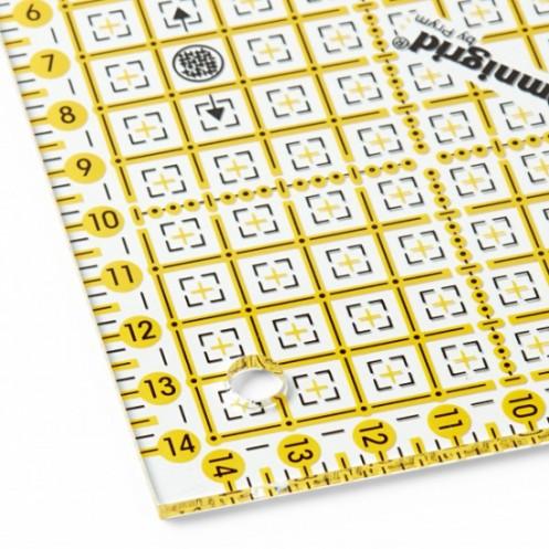 Треугольник с сантиметровой шкалой до 15 cм PRYM 611314 - Интернет-магазин