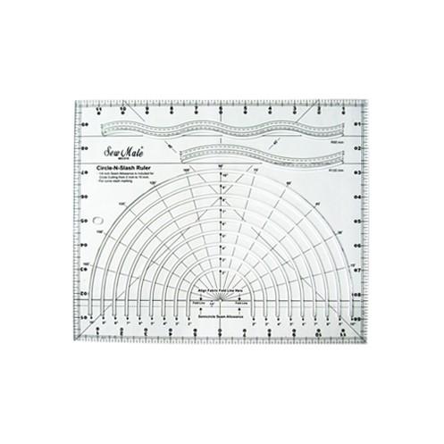 DONWEI ECS10 с прорезями круг, волна - Интернет-магазин