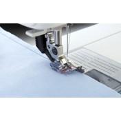 Прозрачная лапка с припуском 1/4 c правым направителем с системой IDT PFAFF 820881-096