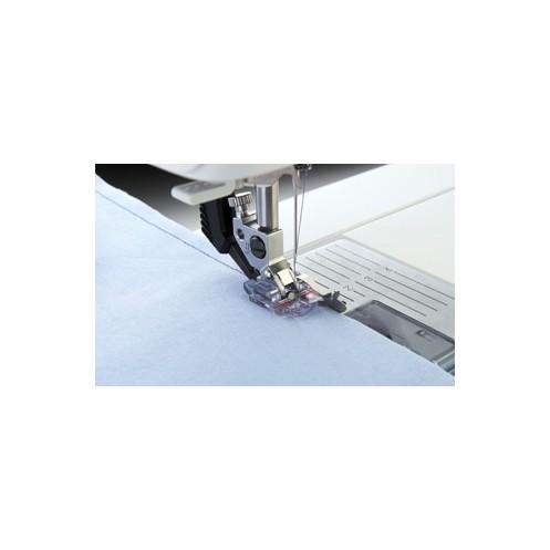 Прозрачная лапка с припуском 1/4 c правым направителем с системой IDT PFAFF 820881-096 - Интернет-магазин