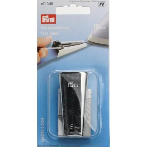 Устройство для формирования косой бейки 18 мм PRYM 611345 - Интернет-магазин