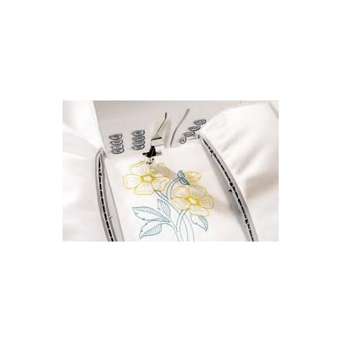 Пяльцы Design 180х130 мм HUSQVARNA 920085-096 - Интернет-магазин