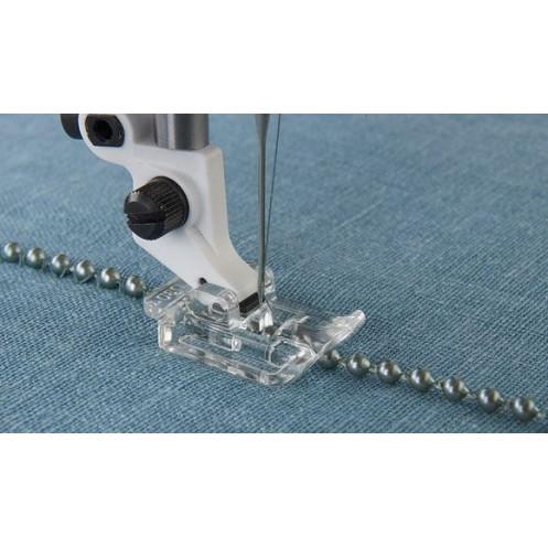 Прозрачная лапка для бисера 2-3мм HUSQVARNA 413 03 04-45 - Интернет-магазин