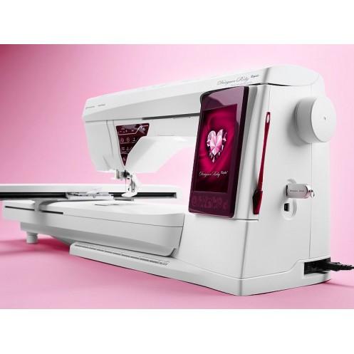 Швейно-вышивальная машина HUSQVARNA DESIGNER RUBY ROYAL - Интернет-магазин