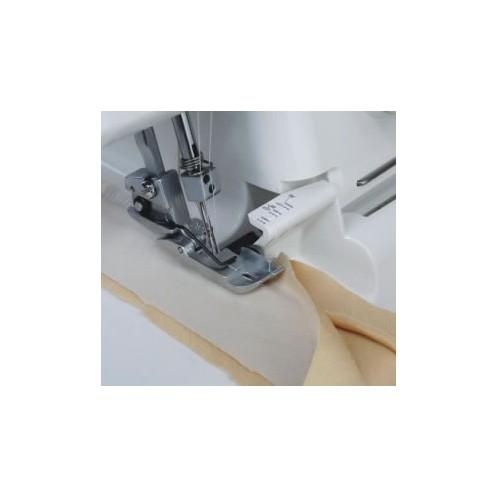 Лапка для вшивания канта Ф 5 мм на оверлоке JANOME 200220107 - Интернет-магазин