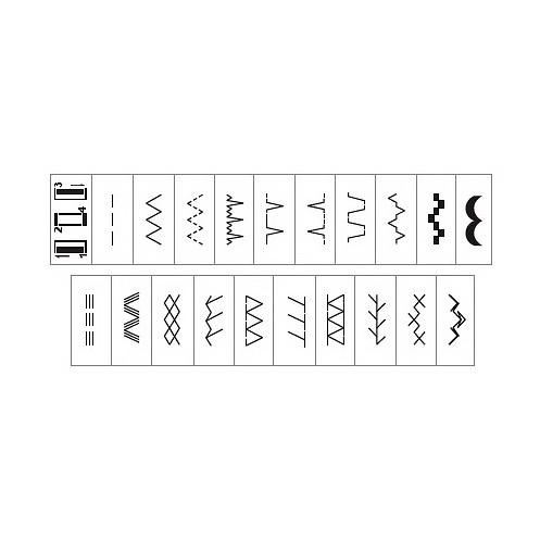 Швейная машина PFAFF Smarter 140s - Интернет-магазин