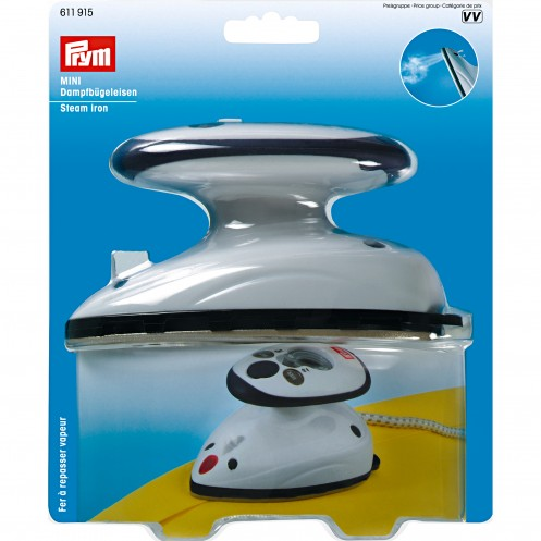 Мини-утюг с подачей пара PRYM 611915 - Интернет-магазин