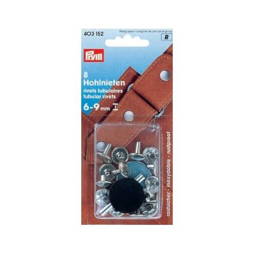 Клёпки с отверстием 6-9 мм PRYM 403152 - Интернет-магазин