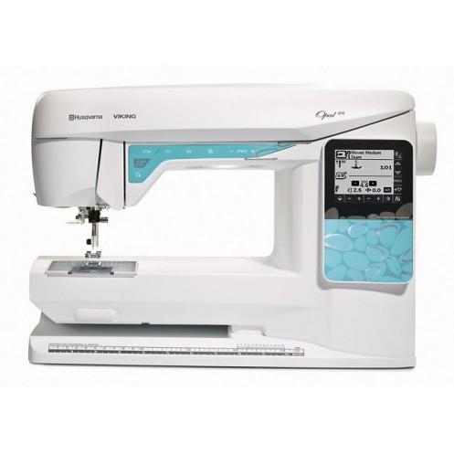 Швейная машина HUSQVARNA Opal 670 - Интернет-магазин